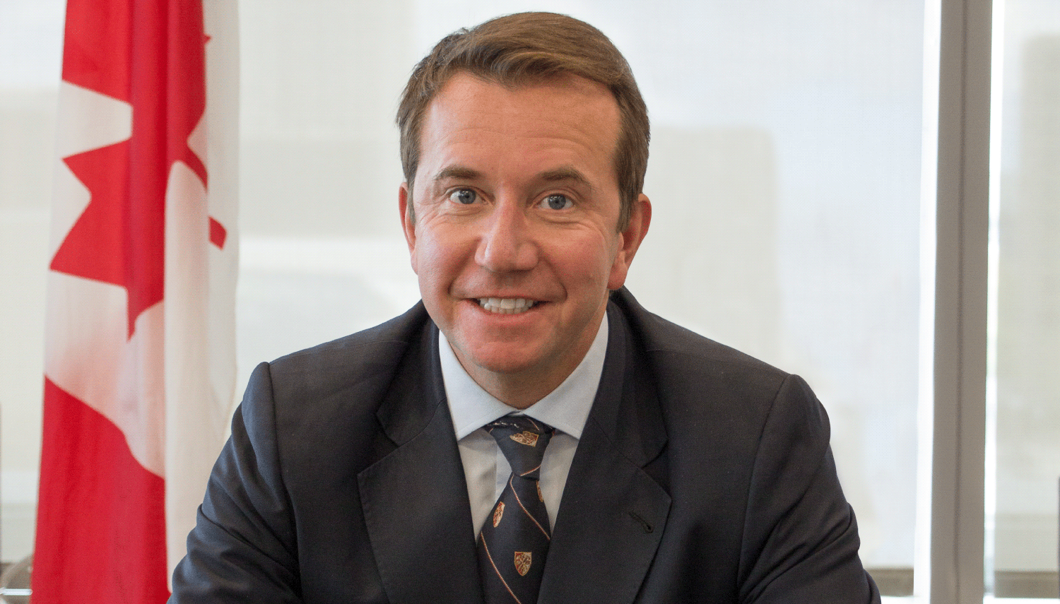 Une photo de l'honorable Scott Brison
